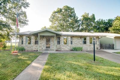 Gillespie County Single Family Home For Sale: 803 N Washington St