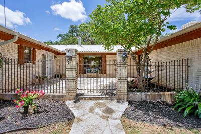 Llano Single Family Home For Sale: 105 Liveoak Dr