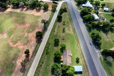 Fredericksburg Commercial For Sale: 1868 W Hwy 290