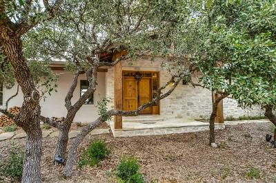 Fredericksburg Single Family Home For Sale: 118 E Distant View Dr