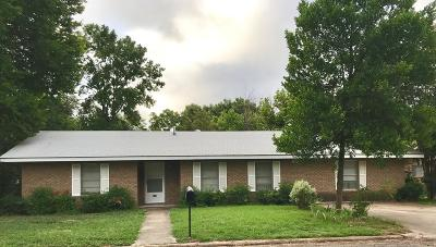Fredericksburg Single Family Home For Sale: 705 N Bowie