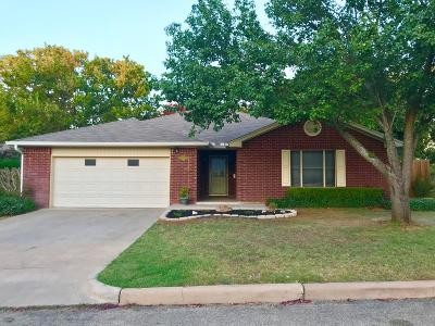 Fredericksburg Single Family Home For Sale: 1003 Henrietta St