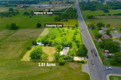 Fredericksburg Single Family Home For Sale: 591 Friendship Lane