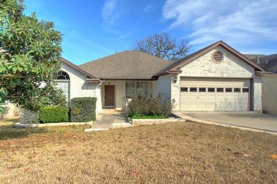 Fredericksburg Single Family Home For Sale: 218 E Creekview Dr