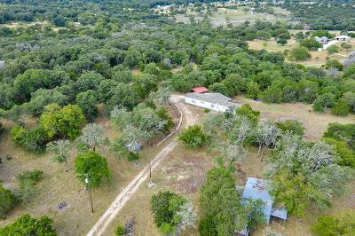 Fredericksburg Single Family Home For Sale: 912 Alamo Rd