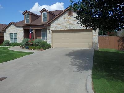 Single Family Home For Sale: 1203 Jennifer Lane