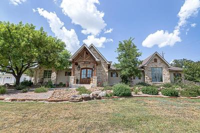 Single Family Home For Sale: 410 Cross Mountain Dr
