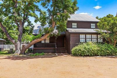 Fredericksburg Single Family Home For Sale: 405 N Pecan St