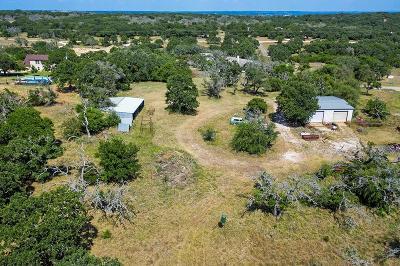 Fredericksburg Single Family Home For Sale: 681 Cherry Mountain Loop
