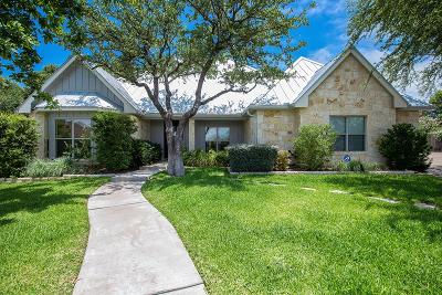 Fredericksburg Single Family Home Under Contract W/Contingencies: 2146 Stone Gate