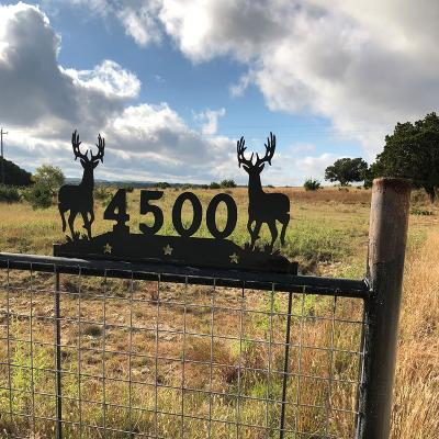 Stonewall Residential Lots & Land For Sale: 4500 Ranch Rd 1623