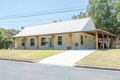 Single Family Home For Sale: 318 W Live Oak Rd