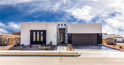 Horizon City Single Family Home For Sale: 12180 Chapel Hill Road