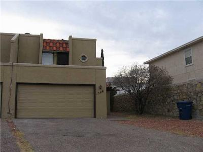 El Paso Multi Family Home For Sale: 1500 Monte Sanders Lane #8