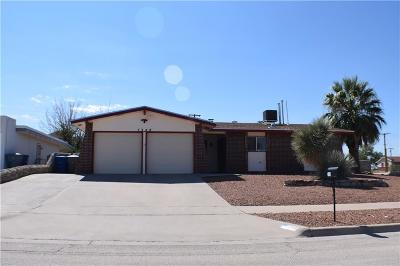 Single Family Home For Sale: 7348 Ramada Drive