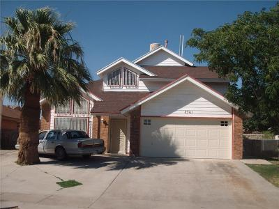 Single Family Home For Sale: 8561 Mackenzie Drive