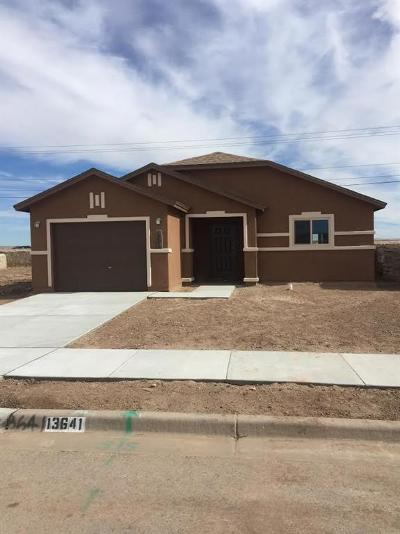 Single Family Home For Sale: 13641 Pecos River Road