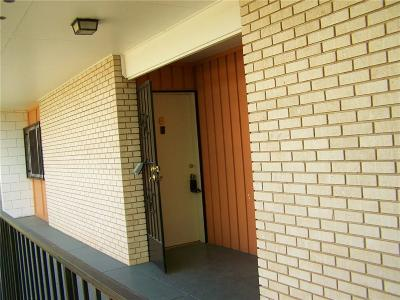 El Paso Single Family Home For Sale: 6400 Edgemere Boulevard #6