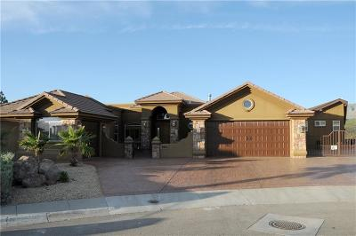 El Paso Single Family Home For Sale: 6571 Laramie Ridge Lane