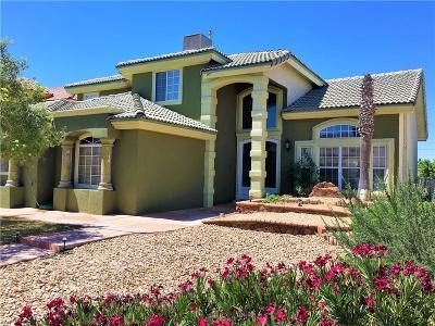 Single Family Home For Sale: 11924 Pueblo Dormido