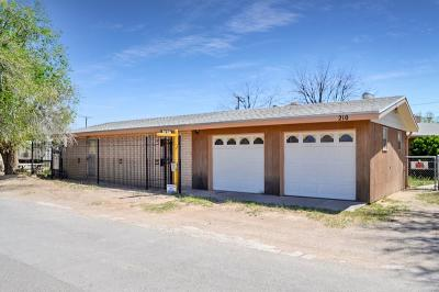 Clint Single Family Home For Sale: 210 Brown Street