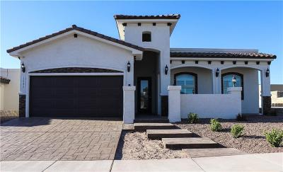 Horizon City Single Family Home For Sale: 12268 Hartlepool Drive