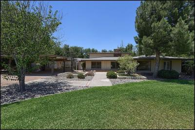 El Paso Single Family Home For Sale: 611 Linda Avenue
