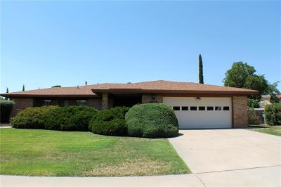 Single Family Home For Sale: 6613 Camino Fuente Drive