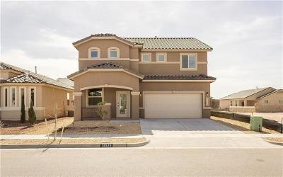 Horizon City Single Family Home For Sale: 13558 Hazelwood