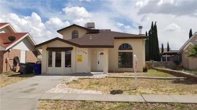 Single Family Home For Sale: 11324 Tenaha