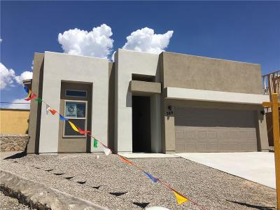 Canutillo Single Family Home For Sale: 389 Isaias