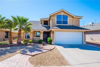 San Elizario Single Family Home For Sale: 1094 Oscar Chacon