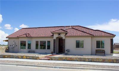 Horizon City Single Family Home For Sale: 13570 Bradford Street