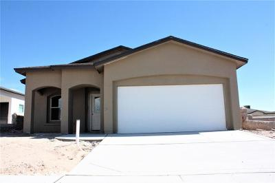 Canutillo Single Family Home For Sale: 364 Isaias Drive