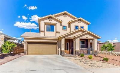 Horizon City Single Family Home For Sale: 360 Claiborne Street