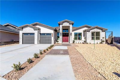 El Paso Single Family Home For Sale: 12420 Freshwater