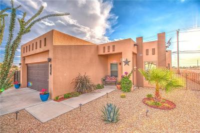Anthony Single Family Home For Sale: 916 Desert Sage Street