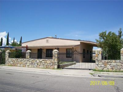 Single Family Home For Sale: 7741 Adobe Drive