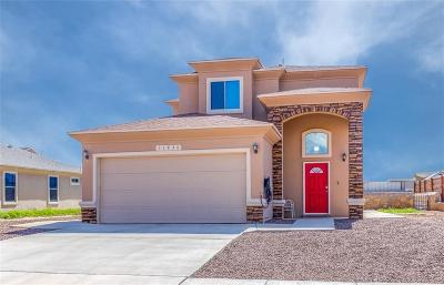 Socorro Single Family Home For Sale: 11436 Flor Gentiana Drive