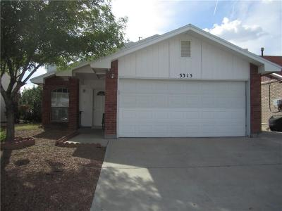 Rental For Rent: 3315 Arroyos Place