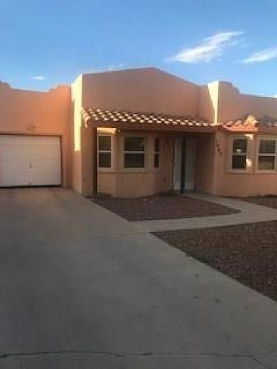 San Elizario Single Family Home For Sale: 1483 Enrique Perez Circle