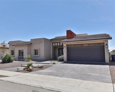 El Paso Single Family Home For Sale: 5617 Valley Cedar Drive