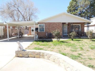 Single Family Home For Sale: 7328 Franklin Drive