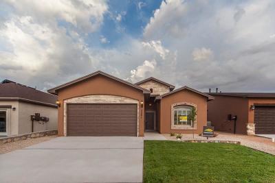 El Paso Single Family Home For Sale: 14948 Harry Flournoy Avenue