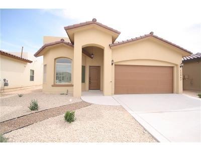 El Paso Single Family Home For Sale: 1154 Katie Lane