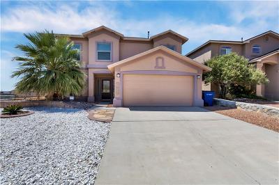 El Paso Single Family Home For Sale: 1625 Playa Del Sol