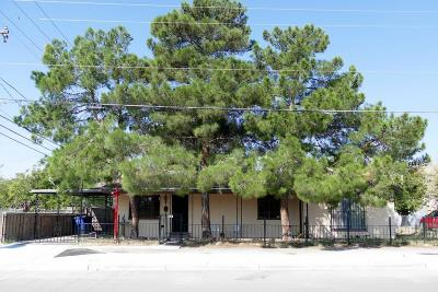 Single Family Home For Sale: 815 Boone Street