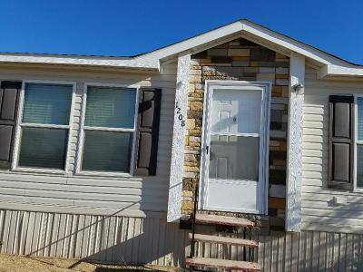 San Elizario Single Family Home For Sale: 1208 Higuera Road