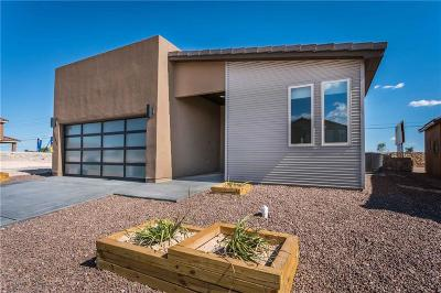 El Paso Single Family Home For Sale: 779 Pixton Road