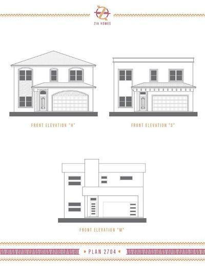 Single Family Home For Sale: 14929 Brandon Wolfram